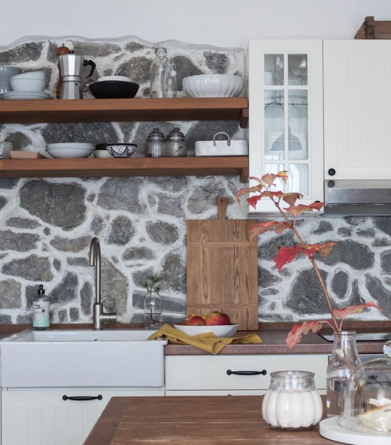 50 ARCEHES jesenná kuchyňa